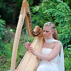 Angelic Music in the Garden... by Carol Clifford