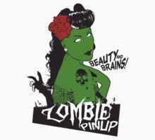 Zombie Pinup V2 by deerokone