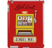Slots iPad Case/Skin