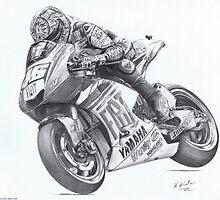 Valentino Rossi ...Moto Gp by kwin