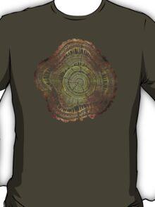 Tree Rings – Watercolor T-Shirt