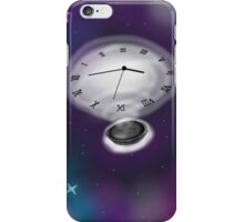 Lost In Time and Space iPhone Case/Skin