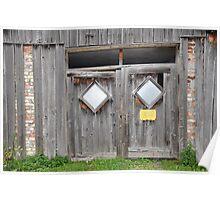 Rural Doors Poster