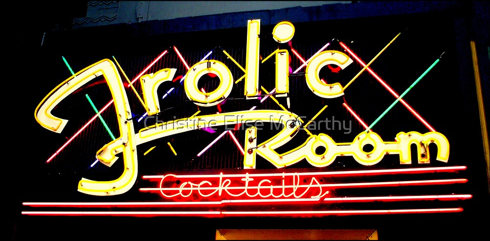 Frolic Room by Christine Elise McCarthy