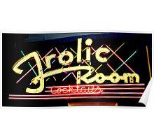 Frolic Room Poster