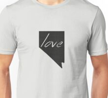 Love Nevada Unisex T-Shirt