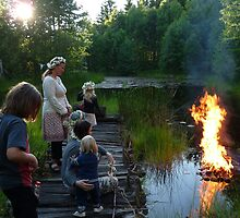 Summer Solstice Celebration by HELUA