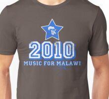 Old School Retro 2010 Blue Unisex T-Shirt