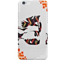 Natalie Imbruglia Design, classic 90s pop/indie star (TORN) ©peewiedesigns iPhone Case/Skin
