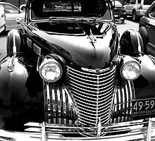 Cadillac Black by Dawn Palmerley