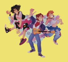 Bill n Ted and Marty! Kids Clothes