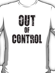 Joe Strummer – Out of control T-Shirt