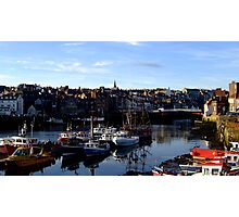 Peaceful Town Photographic Print