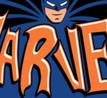 The Dark Knight of Gotham Sticker