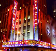 Radio City by Christopher Pottruff