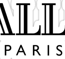Ballin' Paris Sticker