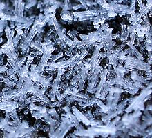 Crystals... by Ollie Coghill