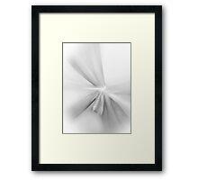 The Ties That Bind.. The Wedding Ribbon Framed Print