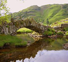 The Lake District: Slater Bridge by Rob Parsons
