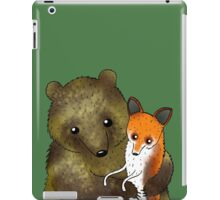 Timothy & Foxy iPad Case/Skin