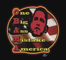 One Big Ass Mistake America by woodywhip
