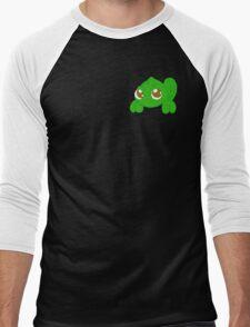 chameleon in my pocket Men's Baseball ¾ T-Shirt