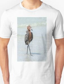 Goofy looking Egret T-Shirt