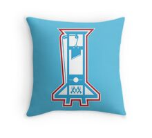 H-Town Football Throw Pillow