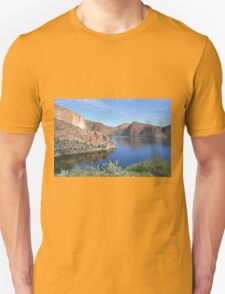 Blue Waters in the Desert Unisex T-Shirt