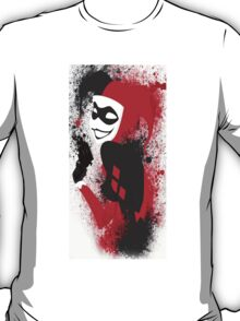 brush Harley Quinn brush T-Shirt