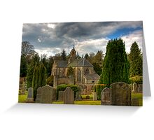 Mid Calder Church Greeting Card