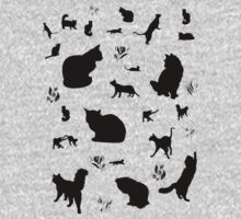 Cats Cats Cats... by scatharis