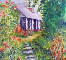 Down the Garden Path by bevmorgan