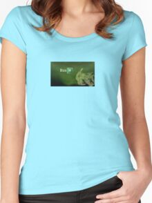 Breaking Bad with Rush Women's Fitted Scoop T-Shirt