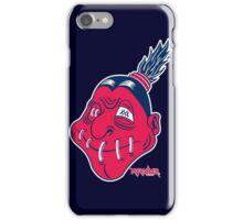 Cleveland Shruken Heads iPhone Case/Skin