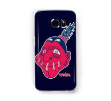 Cleveland Shruken Heads Samsung Galaxy Case/Skin