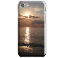 Lake Michigan Sunset iPhone Case/Skin