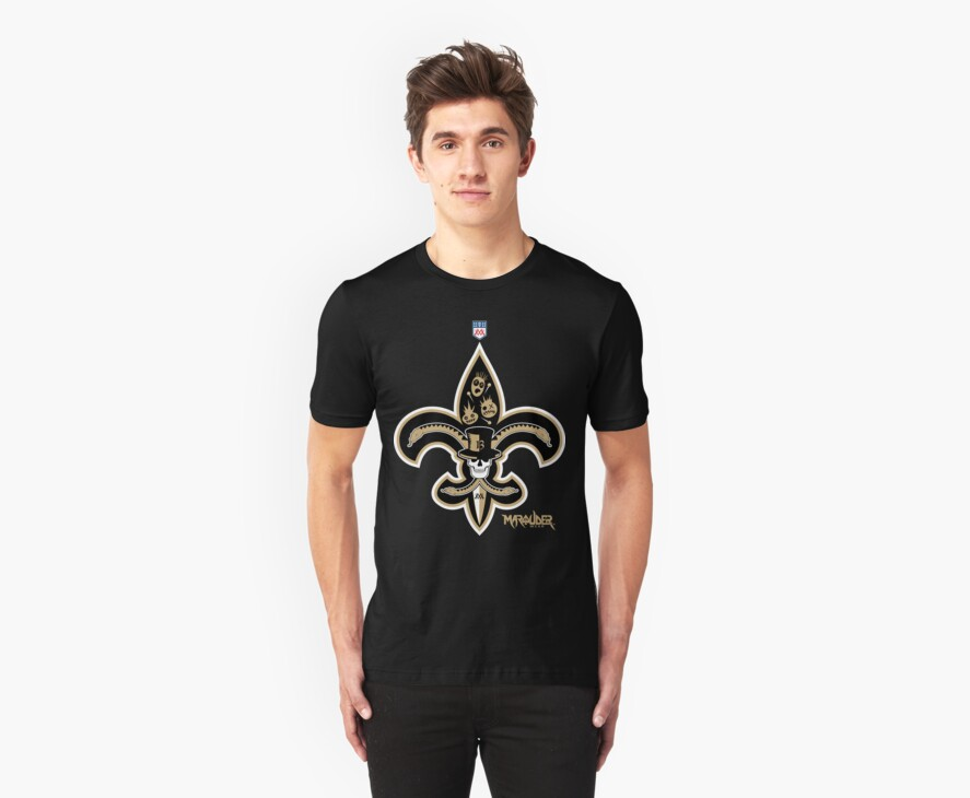 New Orleans Football by Summo13