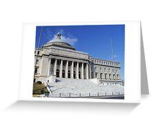 Capitolio de Puerto Rico Greeting Card