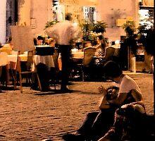 Roma-ntic  by DarkBlueOwl