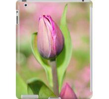 Tulip Bud iPad Case/Skin
