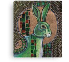 Icon III: The Rabbit Canvas Print