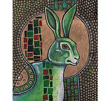 Icon III: The Rabbit Photographic Print