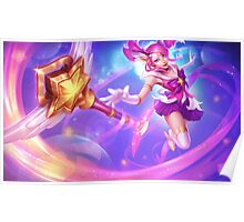 Star Guardian Lux - League of Legends Poster