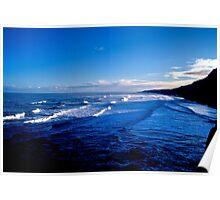 westcoast. south island, aotearoa Poster