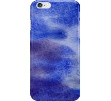 Abstract watercolor hand painted background iPhone Case/Skin
