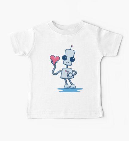 Ned's Heart Baby Tee
