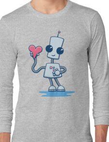 Ned's Heart Long Sleeve T-Shirt