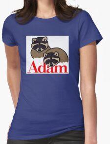 Adam Womens Fitted T-Shirt