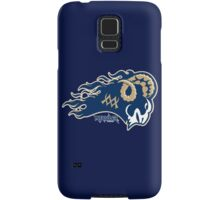 Rams of the underworld football Samsung Galaxy Case/Skin